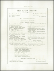 Page 4, 1933 Edition, Punxsutawney Area High School - Mirror Yearbook (Punxsutawney, PA) online yearbook collection