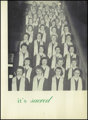 Page 17, 1958 Edition, Punxsutawney Area High School - Mirror Yearbook (Punxsutawney, PA) online yearbook collection