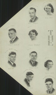 Page 8, 1938 Edition, Jersey Shore High School - Orange and Black Yearbook (Jersey Shore, PA) online yearbook collection