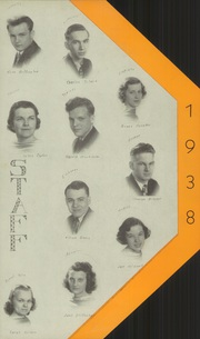 Page 9, 1938 Edition, Jersey Shore High School - Orange and Black Yearbook (Jersey Shore, PA) online yearbook collection