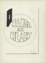 Page 7, 1940 Edition, Jersey Shore High School - Orange and Black Yearbook (Jersey Shore, PA) online yearbook collection