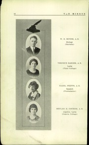 Page 10, 1923 Edition, Sharon High School - Mirror Yearbook (Sharon, PA) online yearbook collection