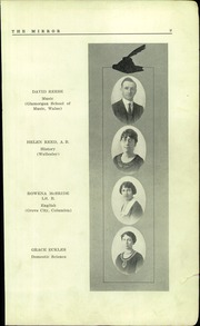 Page 7, 1923 Edition, Sharon High School - Mirror Yearbook (Sharon, PA) online yearbook collection