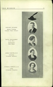 Page 9, 1923 Edition, Sharon High School - Mirror Yearbook (Sharon, PA) online yearbook collection