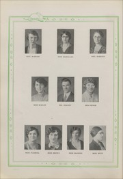 Page 14, 1928 Edition, Sharon High School - Mirror Yearbook (Sharon, PA) online yearbook collection
