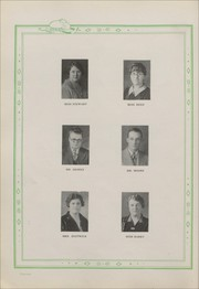Page 16, 1928 Edition, Sharon High School - Mirror Yearbook (Sharon, PA) online yearbook collection
