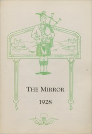 Page 5, 1928 Edition, Sharon High School - Mirror Yearbook (Sharon, PA) online yearbook collection