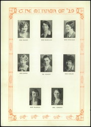 Page 14, 1929 Edition, Sharon High School - Mirror Yearbook (Sharon, PA) online yearbook collection