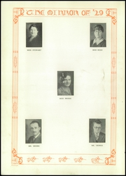 Page 16, 1929 Edition, Sharon High School - Mirror Yearbook (Sharon, PA) online yearbook collection