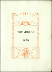 Page 5, 1929 Edition, Sharon High School - Mirror Yearbook (Sharon, PA) online yearbook collection