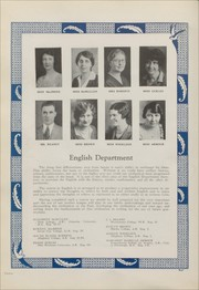 Page 14, 1930 Edition, Sharon High School - Mirror Yearbook (Sharon, PA) online yearbook collection