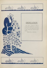 Page 9, 1930 Edition, Sharon High School - Mirror Yearbook (Sharon, PA) online yearbook collection