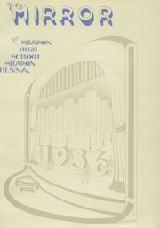 Page 7, 1936 Edition, Sharon High School - Mirror Yearbook (Sharon, PA) online yearbook collection