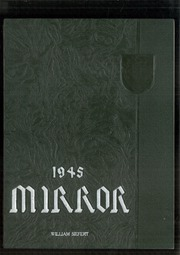 Page 1, 1945 Edition, Sharon High School - Mirror Yearbook (Sharon, PA) online yearbook collection
