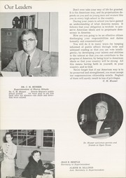 Page 10, 1955 Edition, Sharon High School - Mirror Yearbook (Sharon, PA) online yearbook collection