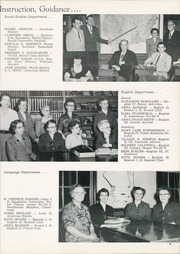 Page 13, 1955 Edition, Sharon High School - Mirror Yearbook (Sharon, PA) online yearbook collection