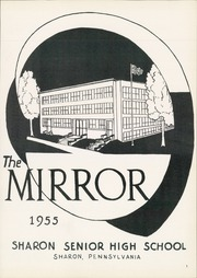 Page 5, 1955 Edition, Sharon High School - Mirror Yearbook (Sharon, PA) online yearbook collection
