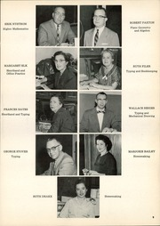 Page 11, 1959 Edition, Sharon High School - Mirror Yearbook (Sharon, PA) online yearbook collection