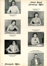 Page 14, 1959 Edition, Sharon High School - Mirror Yearbook (Sharon, PA) online yearbook collection