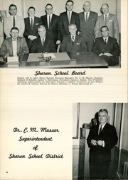 Page 6, 1959 Edition, Sharon High School - Mirror Yearbook (Sharon, PA) online yearbook collection