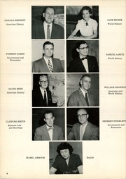Page 8, 1959 Edition, Sharon High School - Mirror Yearbook (Sharon, PA) online yearbook collection