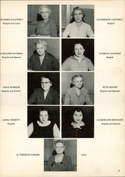 Page 9, 1959 Edition, Sharon High School - Mirror Yearbook (Sharon, PA) online yearbook collection