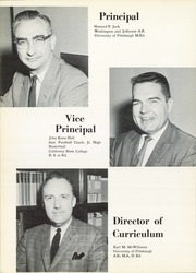 Page 14, 1962 Edition, Thomas Jefferson High School - Monticello Yearbook (Jefferson Hills, PA) online yearbook collection