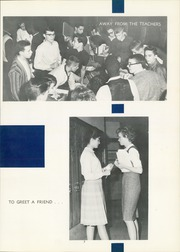 Page 11, 1964 Edition, Thomas Jefferson High School - Monticello Yearbook (Jefferson Hills, PA) online yearbook collection