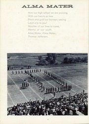 Page 6, 1964 Edition, Thomas Jefferson High School - Monticello Yearbook (Jefferson Hills, PA) online yearbook collection