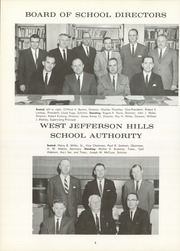 Page 12, 1965 Edition, Thomas Jefferson High School - Monticello Yearbook (Jefferson Hills, PA) online yearbook collection