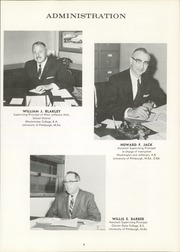 Page 13, 1965 Edition, Thomas Jefferson High School - Monticello Yearbook (Jefferson Hills, PA) online yearbook collection