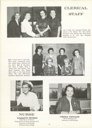 Page 16, 1965 Edition, Thomas Jefferson High School - Monticello Yearbook (Jefferson Hills, PA) online yearbook collection