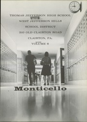 Page 5, 1965 Edition, Thomas Jefferson High School - Monticello Yearbook (Jefferson Hills, PA) online yearbook collection