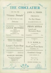 Page 147, 1929 Edition, Hershey High School - Choclatier Yearbook (Hershey, PA) online yearbook collection