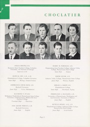 Page 17, 1938 Edition, Hershey High School - Choclatier Yearbook (Hershey, PA) online yearbook collection