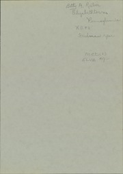 Page 3, 1938 Edition, Hershey High School - Choclatier Yearbook (Hershey, PA) online yearbook collection