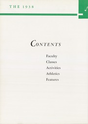 Page 8, 1938 Edition, Hershey High School - Choclatier Yearbook (Hershey, PA) online yearbook collection