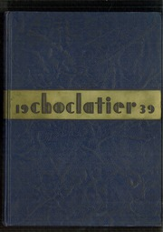 Page 1, 1939 Edition, Hershey High School - Choclatier Yearbook (Hershey, PA) online yearbook collection