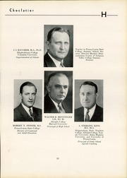 Page 15, 1939 Edition, Hershey High School - Choclatier Yearbook (Hershey, PA) online yearbook collection