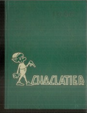 1944 Edition, Hershey High School - Choclatier Yearbook (Hershey, PA)