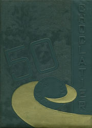 1950 Edition, Hershey High School - Choclatier Yearbook (Hershey, PA)