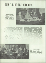 Page 10, 1953 Edition, Hershey High School - Choclatier Yearbook (Hershey, PA) online yearbook collection