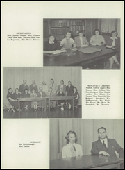 Page 11, 1953 Edition, Hershey High School - Choclatier Yearbook (Hershey, PA) online yearbook collection