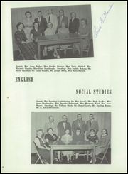 Page 14, 1953 Edition, Hershey High School - Choclatier Yearbook (Hershey, PA) online yearbook collection
