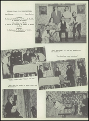 Page 55, 1953 Edition, Hershey High School - Choclatier Yearbook (Hershey, PA) online yearbook collection