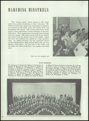 Page 60, 1953 Edition, Hershey High School - Choclatier Yearbook (Hershey, PA) online yearbook collection