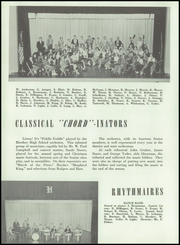 Page 64, 1953 Edition, Hershey High School - Choclatier Yearbook (Hershey, PA) online yearbook collection