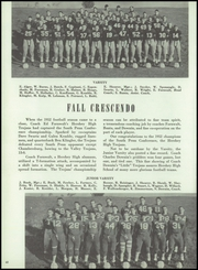 Page 66, 1953 Edition, Hershey High School - Choclatier Yearbook (Hershey, PA) online yearbook collection