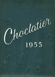 1955 Edition, Hershey High School - Choclatier Yearbook (Hershey, PA)
