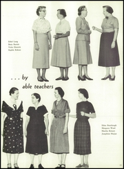 Page 15, 1956 Edition, Hershey High School - Choclatier Yearbook (Hershey, PA) online yearbook collection